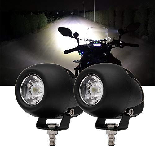 SAMLIGHT 2PCS 2 Inch 20W Round Led Driving Lights