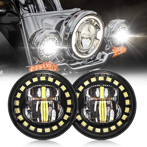 4.5 Inch Fog Light Passing Auxiliary CREE Led Spot Lamp