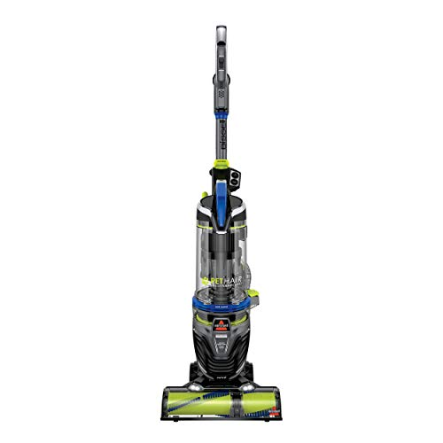 BISSELL Pet Hair Eraser Turbo Rewind Upright Vacuum Cleaner
