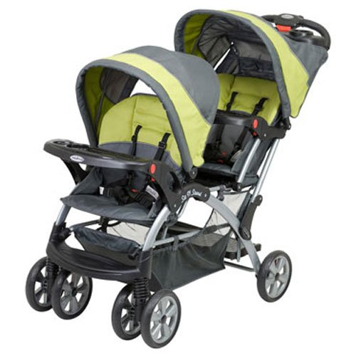 Baby Trend Sit N Stand Double-125words