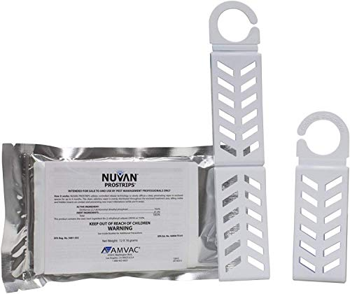 Nuvan ProStrips - Package of 12 Strips with 12 Cages