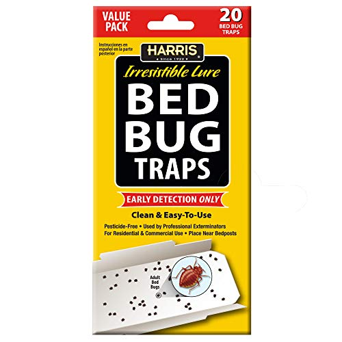 Harris Bed Bug Traps - Parent (20-Pack)