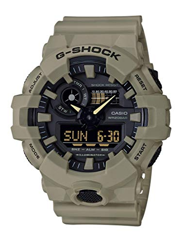 Casio Men's G-Shock XL Series Quartz (Model: GA-700UC-5ACR)