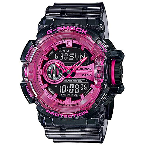 Casio G-Shock Men's G-Shock Skeleton Series Watch GA400SK
