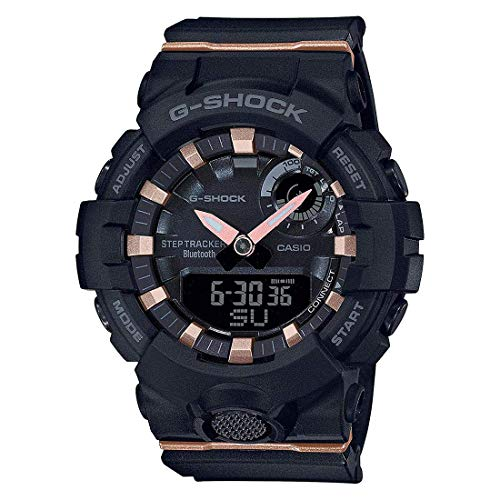 Ladies' Casio G-Shock S-Series G-Squad GMAB800-1A