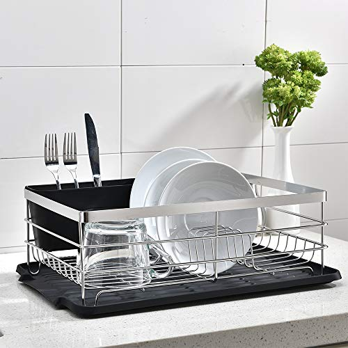 Popity home Sturdy Kitchen Sink Side